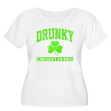 Green Drunky T-Shirt
