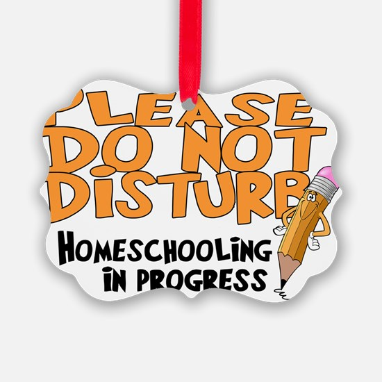 homeschool23 Ornament