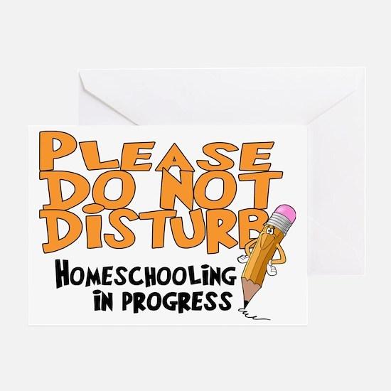 homeschool23 Greeting Card