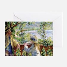 Renoir Cal2 Greeting Card