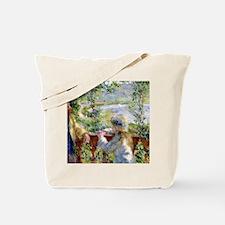 Renoir Cal2 Tote Bag