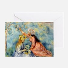 Renoir Cal6 Greeting Card