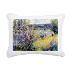 Renoir Cal7 Rectangular Canvas Pillow
