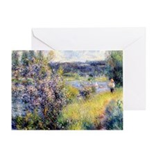 Renoir Cal7 Greeting Card