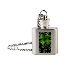 IrishShKeepskPb443iph Flask Necklace