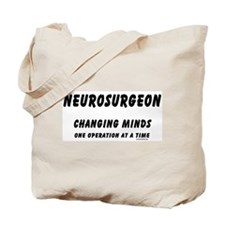 Neurosurgeon Text Tote Bag