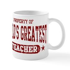 WorldsGreatest-Teacher Mug