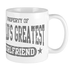 Worlds Greatest Girlfriend Mug