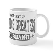 Worlds Greatest Husband Mug