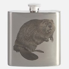 Beaver Flask