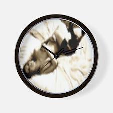 womanfigure2 Wall Clock