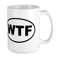 WTF Coffee Mugs