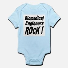 Biomedical Engineers Rock ! Infant Bodysuit
