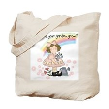 How the Garden Grows Tote Bag