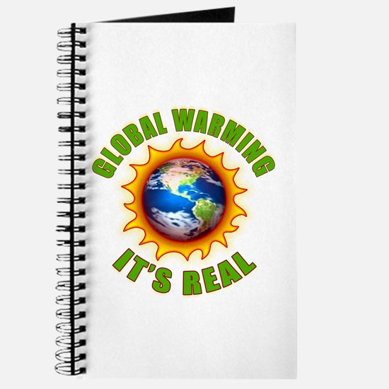 Global Warming Its Real Journal