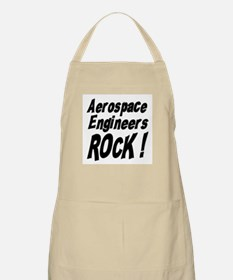 Aerospace Engineers Rock ! BBQ Apron