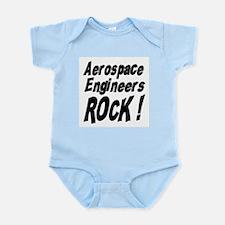 Aerospace Engineers Rock ! Infant Bodysuit