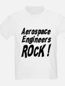 Aerospace Engineers Rock ! Kids T-Shirt