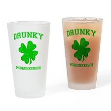 drunkygre Drinking Glass