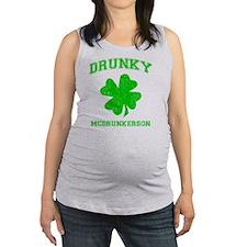 drunkygre Maternity Tank Top