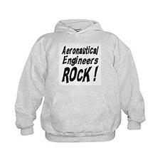 Aeronautical Engineers Rock ! Hoodie