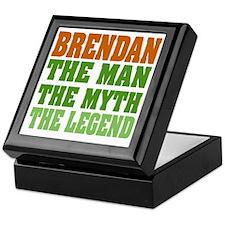 Brendan The Legend Keepsake Box