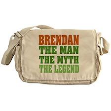 Brendan The Legend Messenger Bag
