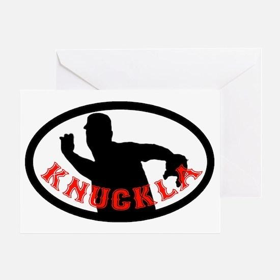 Knuckla Greeting Card
