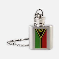 Vanuatu (incred2) Flask Necklace