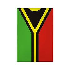 Vanuatu (iTh4) Rectangle Magnet