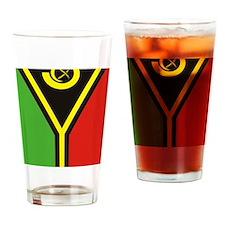 Vanuatu (iPad2) Drinking Glass