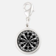 Dart Art Liquid Metal Hub Blk Charms