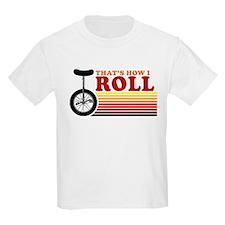 That's how I roll Kids T-Shirt