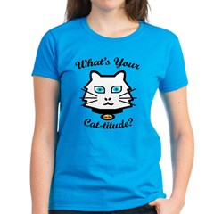 What's Your Cat-titude? Tee