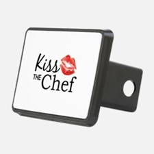 Kiss the Chef Hitch Cover