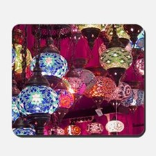 turkey_lamp Mousepad