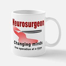 Neurosurgeon Red Mug