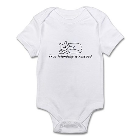 Cat Friendship Infant Bodysuit