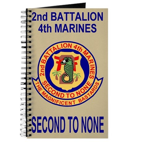 2nd Bn 4th Marines<BR>Reunion Journal