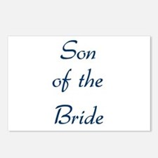 Son of the Bride Postcards (Package of 8)