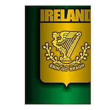 Irish Stl (iPad2) Postcards (Package of 8)