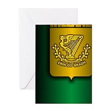 Irish Stl (iTh2) Greeting Card