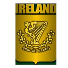 Irish Stl (Laptop Skin) Postcards (Package of 8)