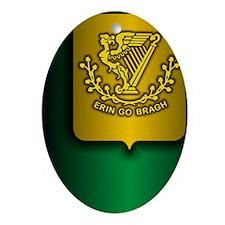 Irish Stl (nexus s) Oval Ornament