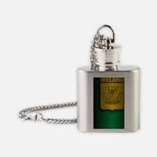Irish Stl (incred2) Flask Necklace