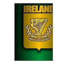 Irish Stl (iPad) Postcards (Package of 8)