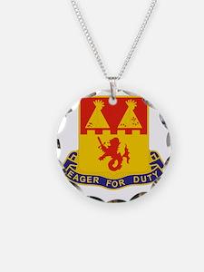 157 Field Artillery Regiment Necklace