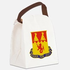 157 Field Artillery Regiment Canvas Lunch Bag