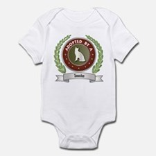 Adopted By Snowshoe Infant Bodysuit