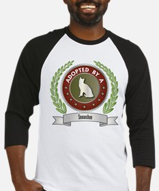 Adopted By Snowshoe Baseball Jersey